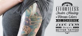 tattoo aftercare tattoo healing with tattoo bandages