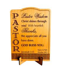 what to give as a thank you gift pastor thank you gift gifts for pastor appreciation from