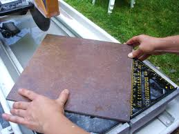 What To Do With Leftover Tile by How To Install Diagonal Floor Tile How Tos Diy