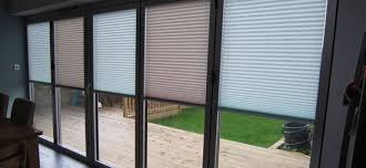 Integral Venetian Blinds Bi Fold Doors Bugess Hill Haywards Heath Sussex