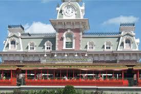 Disney Magic Floor Plan by Walt Disney World Railroad Main Street Station Walt Disney