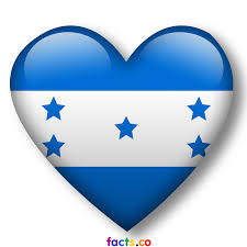 Blue Flag With White Star In The Middle Honduras Flag All About Honduras Flag Colors Meaning