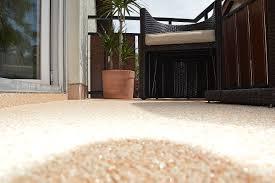 Steinteppich Bad Balkonsanierung Mit Steinteppich