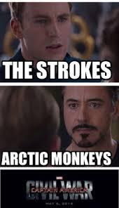 Monkey Meme Generator - meme creator the strokes arctic monkeys meme generator at