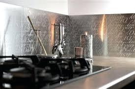 plaque aluminium cuisine plaque inox cuisine revetement mural cuisine inox 1 plaque aluminium