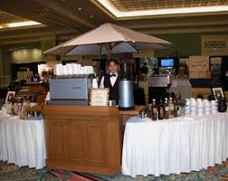 espresso coffee bar catering