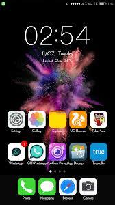 theme authorization miui v6 theme real ios10 v6 by tasveer lakra