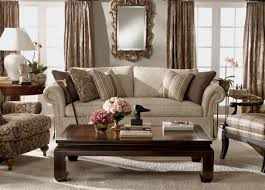 ethan allen home interiors furniture home ethan allen leather chair and ottoman ethan allen