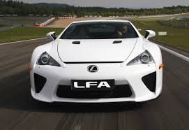 lexus supercar 2013 lexus lfa is the u201cmust have u201d supercar