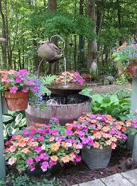 Upcycled Garden Decor 32 Best Water In My Garden Images On Pinterest Backyard Ideas