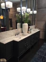 double sink vanity designs that make sharing fun and easy marble top bathroom sink vanity and large mirror