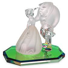 arribas glass collection and the beast figurine