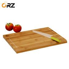 planche de cuisine orz bambou planche à découper cuisine billot gâteau sushi plaque