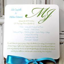 wedding fan program ariel wedding fan program citrine designs
