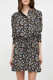 dragon print shirt dress
