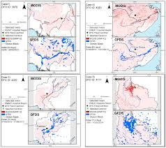 Flood Map Remote Sensing Free Full Text On The Use Of Global Flood