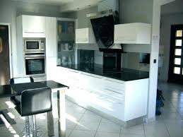 modele cuisine blanc laqué modele cuisine blanc laque modele cuisine noir et blanc 0 4 lzzy co