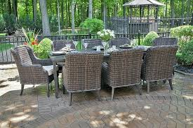 all weather dining table 8 person outdoor dining set image of 8 person outdoor dining table