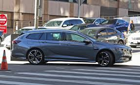 vauxhall buick 2017 opel insignia revealed joined by vauxhall variant and holden