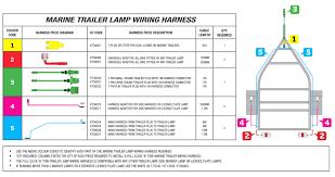 wiring diagram for trailer lights yhgfdmuor net tearing led