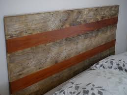 cheap and simple diy rustic headboard design modern house design