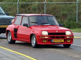 small renault renault 5 turbo wikipedia