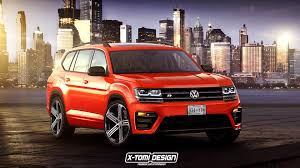 volkswagen atlas black should vw make an atlas r