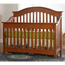 Bonavita Convertible Crib Bonavita Easton Lifestyle Crib Chestnut Baby