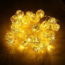 3m led ball globe fairy string lights party indoor outdoor decor
