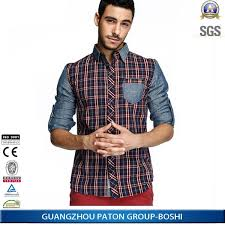 latest designs new model men shirts brand name clothing view men