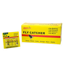 fly ribbon online shop 4pcs pack 16 rolls insect bug fly glue paper catcher