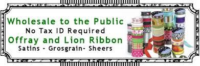 wholesale ribbon wholesale ribbon offray ribbon