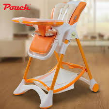 European High Chair by Pouch Multifunction Baby High Chair European Style Portable Baby