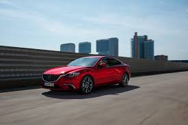 mazda saloon cars updated 2017 mazda6 arrives in the uk with more tech improved