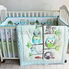 Owl Queen Comforter Set Owl Bed Set Ebay