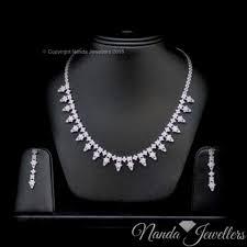 diamond sets images diamond necklace sets nanda jewellers