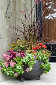 fall planter ideas that will take you into winter