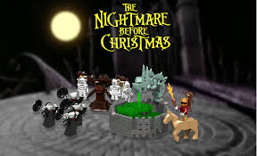 halloween legos lego ideas the nightmare before christmas this is halloween