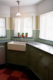 Apron Sink With Backsplash by 43 Best Kitchen Backsplash Ideas Images On Pinterest Backsplash