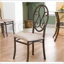 kitchen u0026 dining chairs metal iron u0026 wooden upholstered chairs
