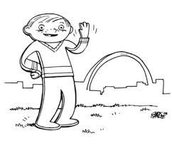 100 ideas flat stanley coloring page on gerardduchemann com