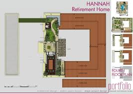 hannah retirement home by fesia prawirya at coroflot com
