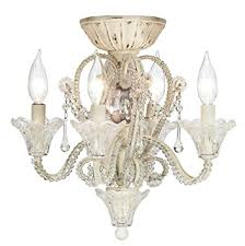 Chandelier Ceiling Fans With Lights Pull Chain Bead Candelabra Ceiling Fan Light