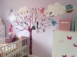 fresque chambre enfant fresque murale chiara popote créativ création graphique