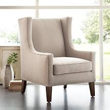 High Back Wing Chairs For Living Room High Back Wing Chair