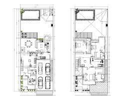 two storey house plans two storey house plan cad drawing cadblocksfree cad blocks free