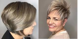 modele coupe de cheveux court femme 50 ans coiffure cheveux femme 50 ans coiffures modernes et coupes de