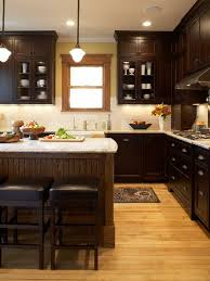 Kitchen Design Pictures Dark Cabinets Light And Dark Cabinets Houzz