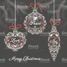 peace ornaments stock vector more images of