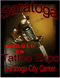 saratoga tattoo expo sponsored by spaulding u0026 rogers mfg and